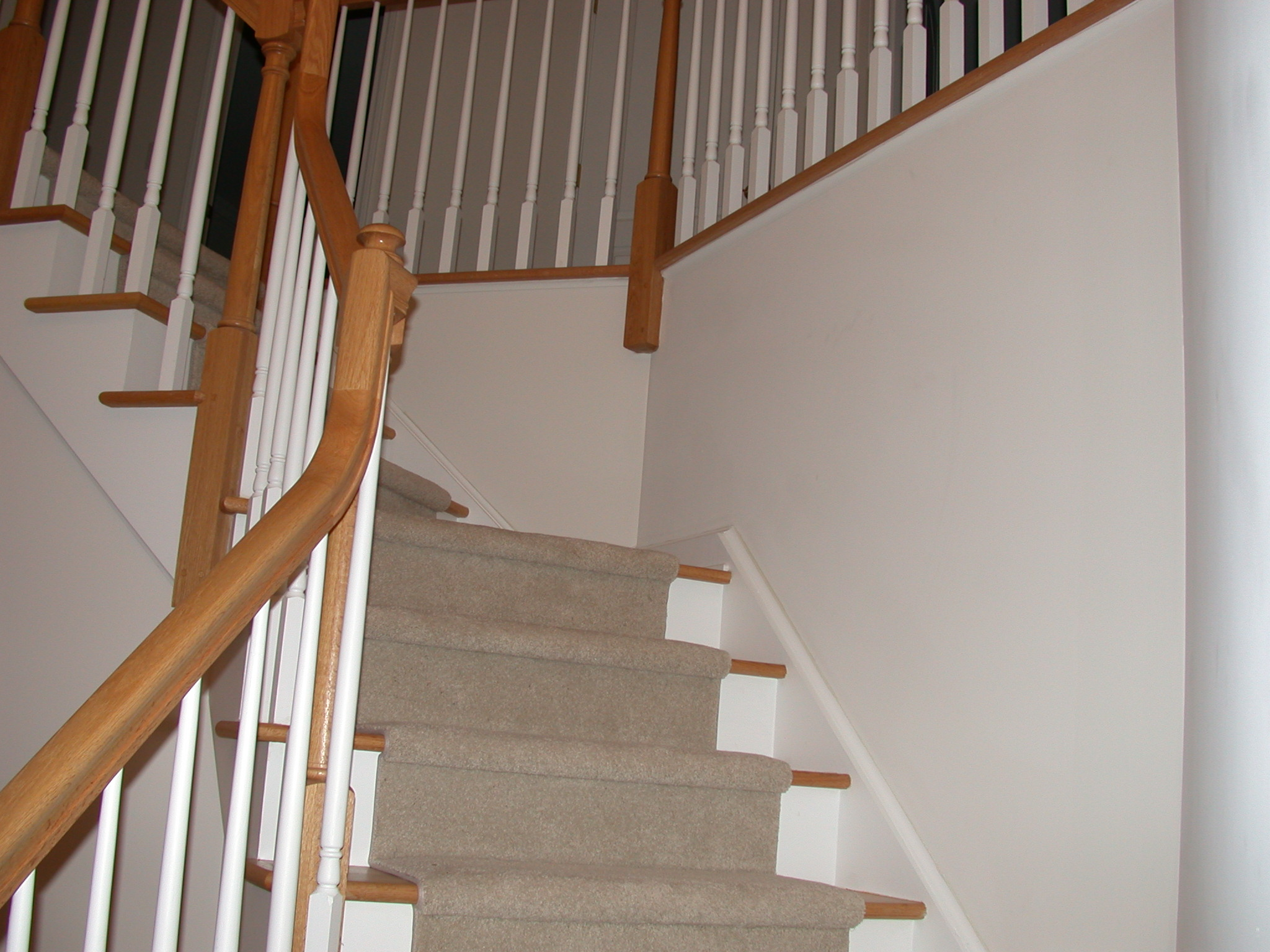 Lovely Up Stairs Before
